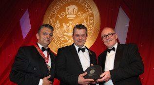 C&C sponsors prestigious culinary award